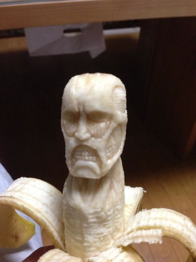 Man Transforms Bananas Into Amazing Works Of Art And The Results Are Awesome