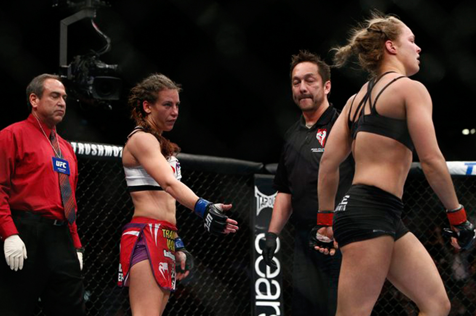 40 Facts About Ronda Rousey You Might Not Know