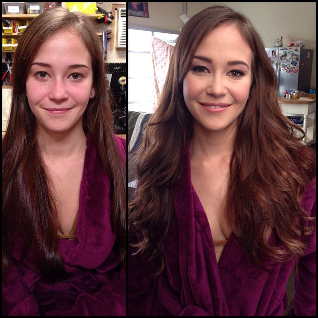 37 Photos Taken Before And After Makeup That Show The Power Of Makeup