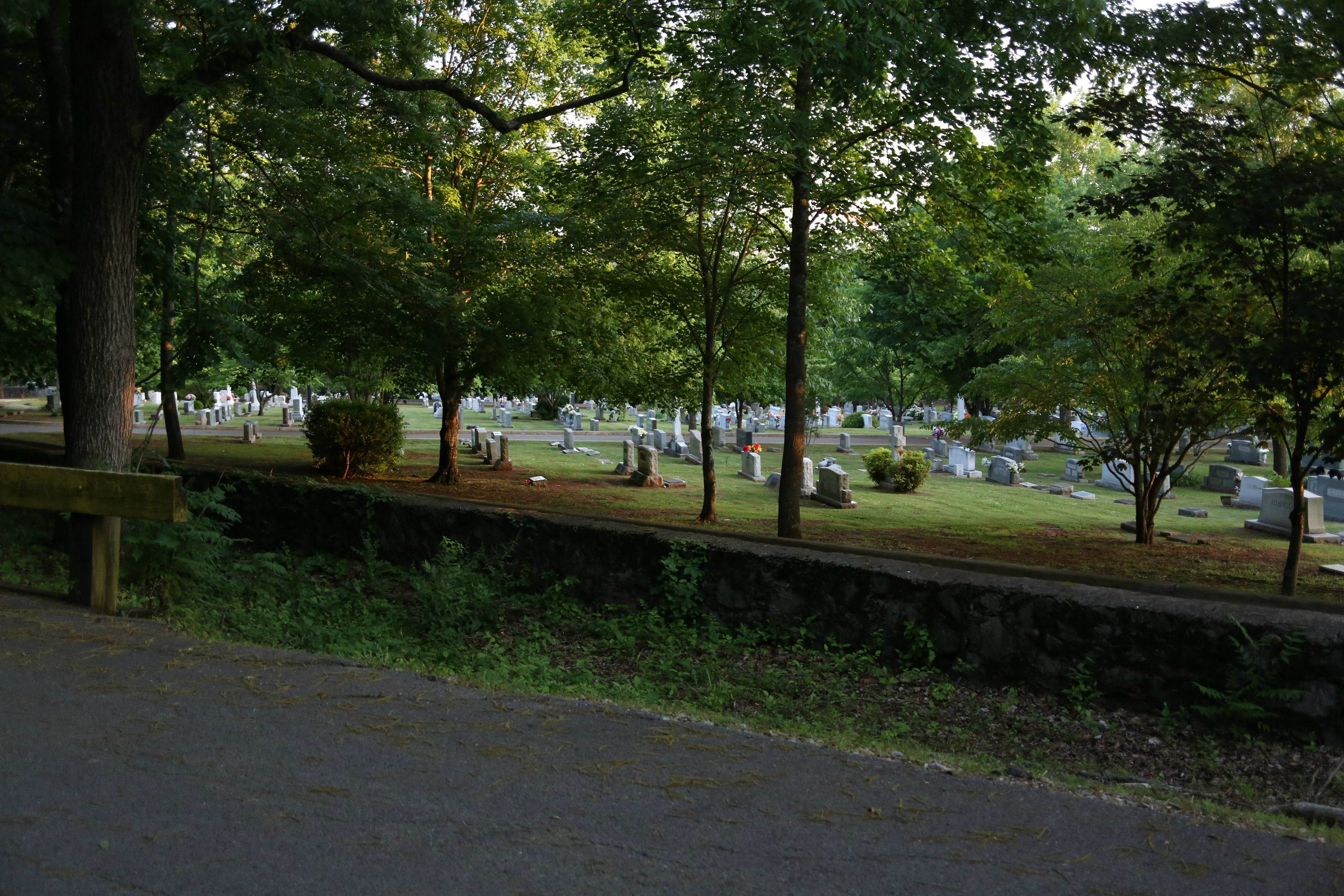 This Place Is Called The Dead Children's Playground And It's Hidden Inside Alabama's Largest Cemetery