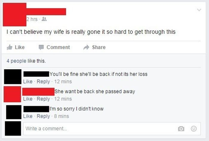 16 Of The Worst Facebook Posts Ever