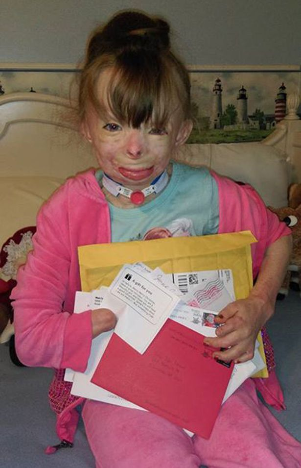 This Girl Whose Entire Family Got Killed In An Act Of Arson Just Wants Cards For Christmas