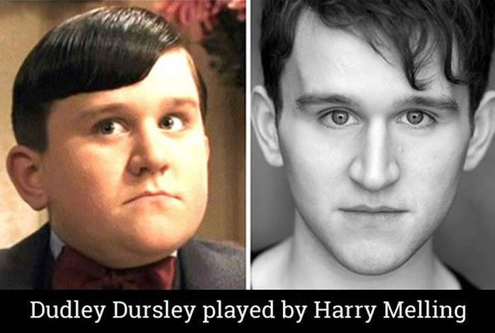 'Harry Potter' Actors: Then And Now