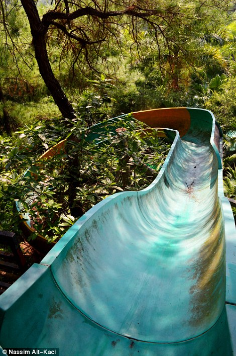 This Abandoned Water Park Gets More Visitors Now Than When It Was Open
