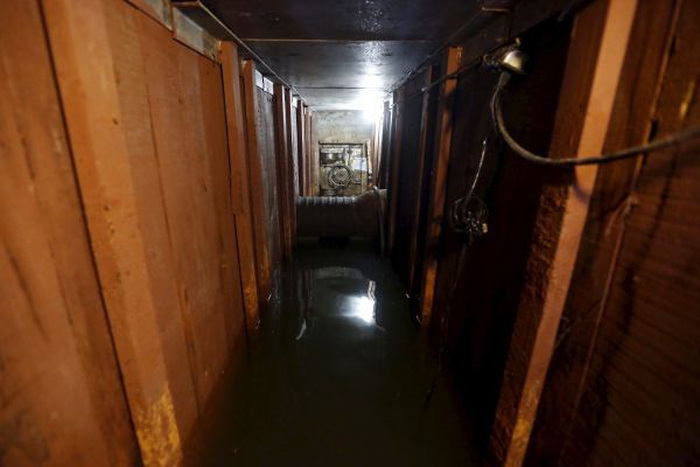 Inside The Escape Route Tunnel That 'El Chapo' Used