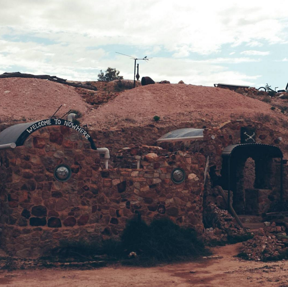 There Is A Town In Australia Where Everyone Lives Underground