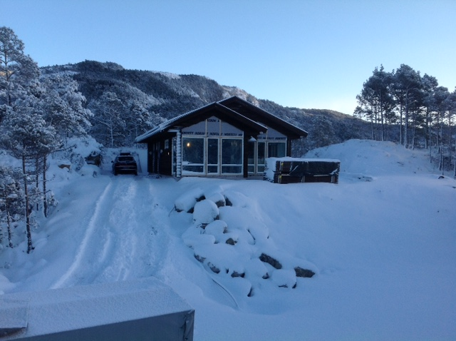 Son, Father And Grandfather Spend 4 Months Building A Cabin From Scratch In The Mountains