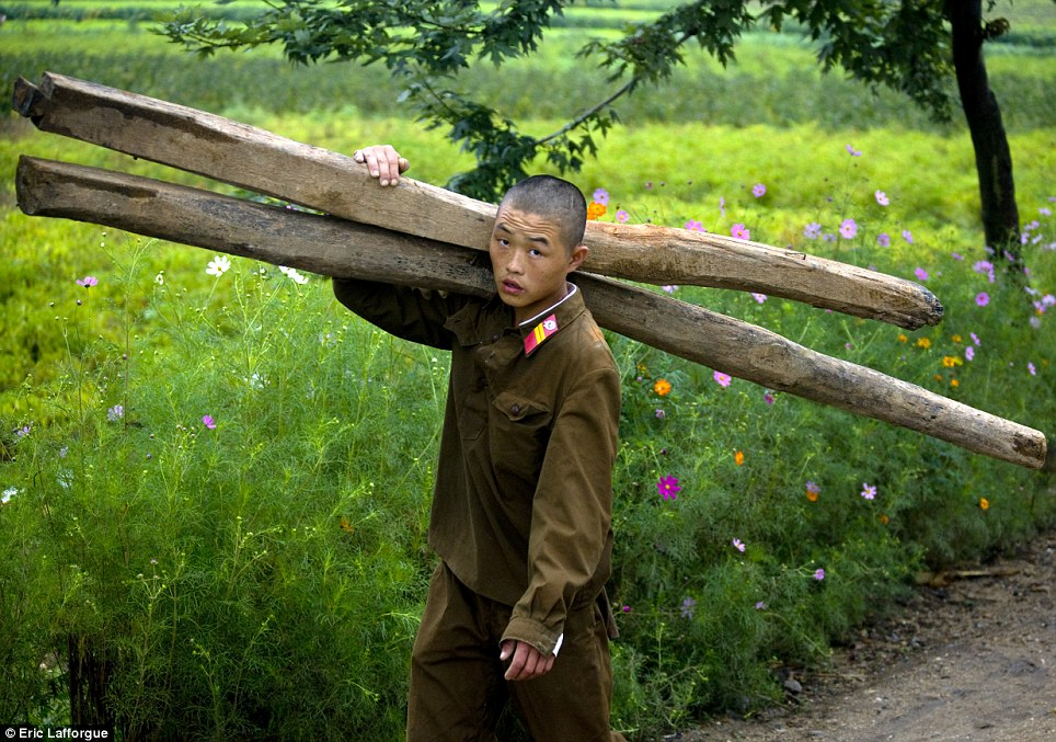 38 Illegal Photos Smuggled Out Of North Korea That Got A Photographer Banned From The Country