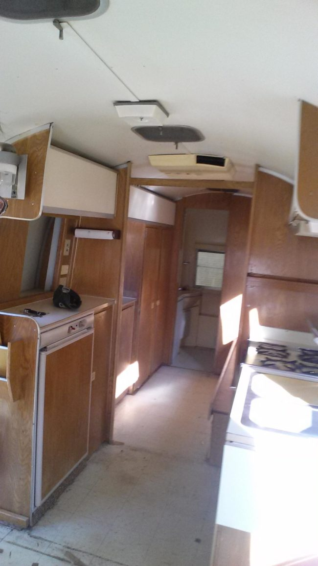 College Student Renovates Airstream Instead Of Living In Dorm