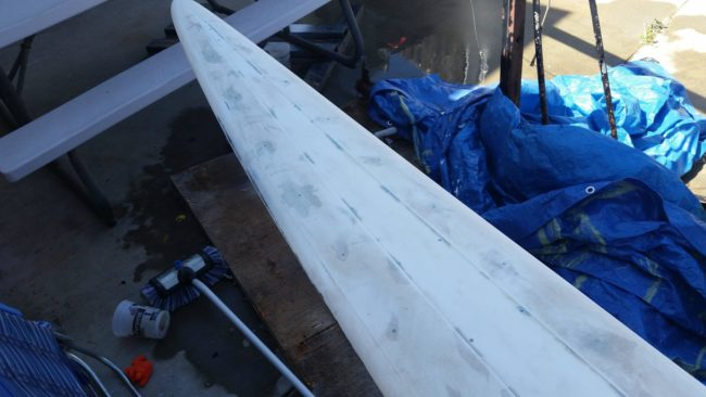 Man Restores $250 Sail Boat He Bought From Craigslist To Like New Condition