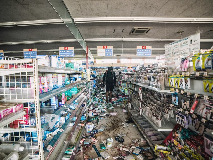 26 Devastating Photographs Of The Fukushima Exclusion Zone