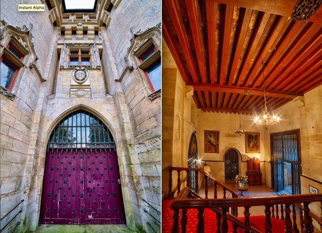 Live Like A King In This Breathtaking Castle That's For Sale