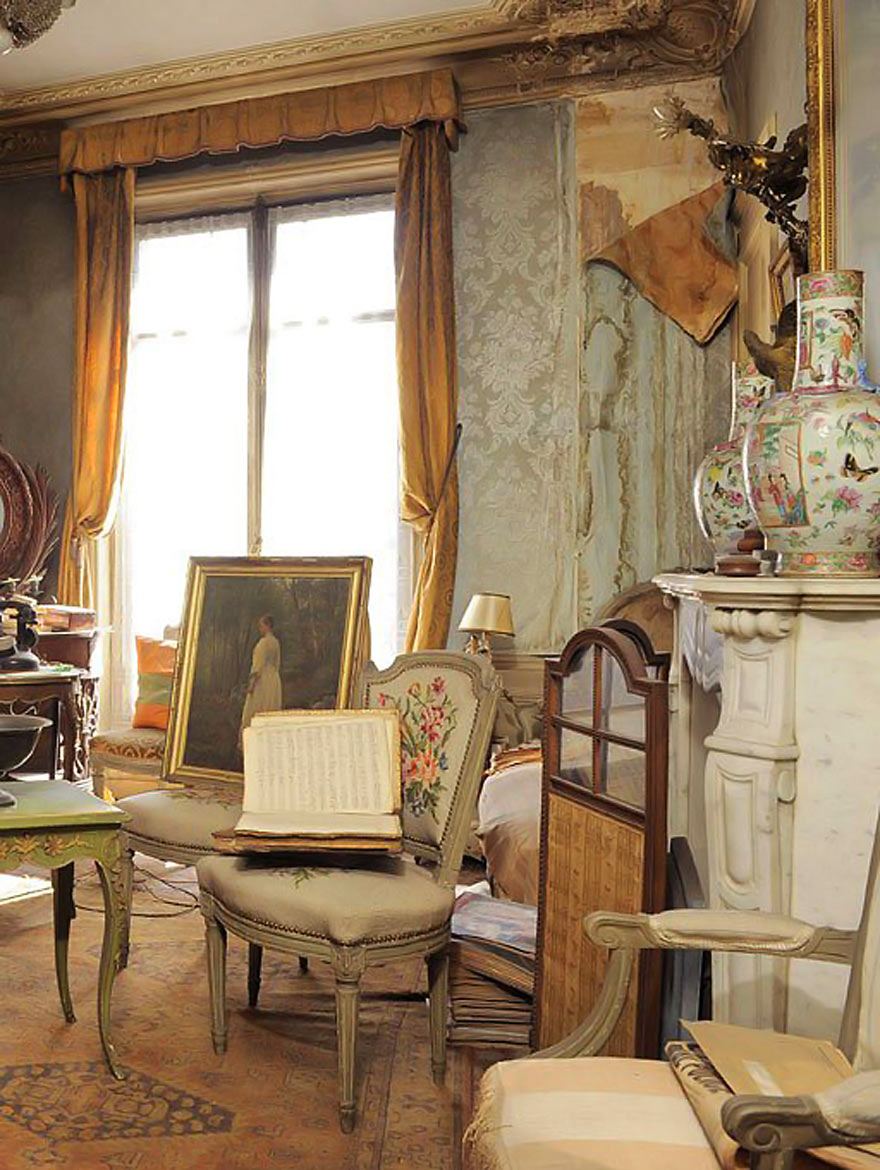 An Untouched Apartment Worth Millions Was Discovered 78 Years After Being Abandoned