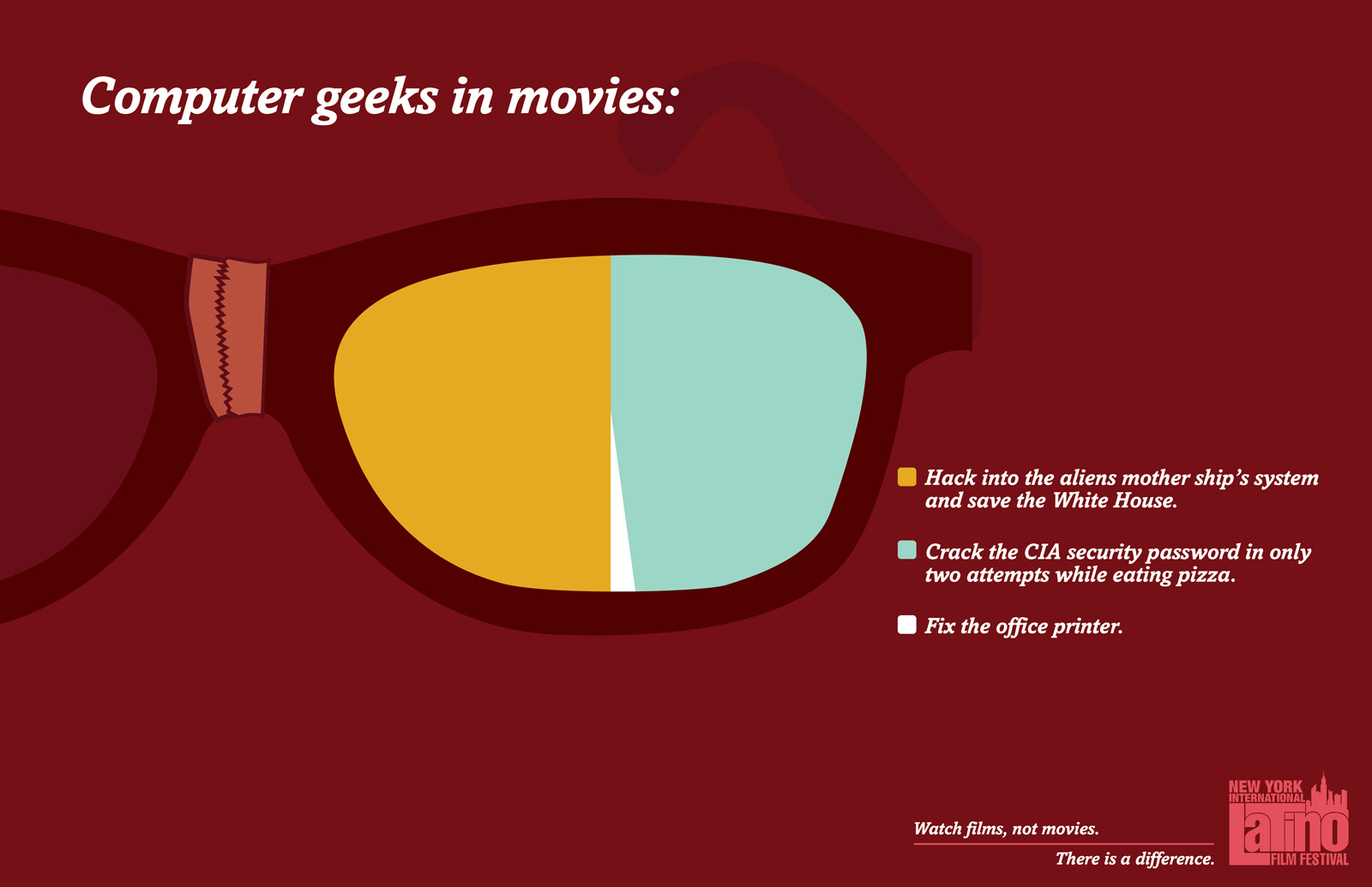 Someone Illustrated The Top 11 Ridiculous Movie Clichés And It's Totally Accurate