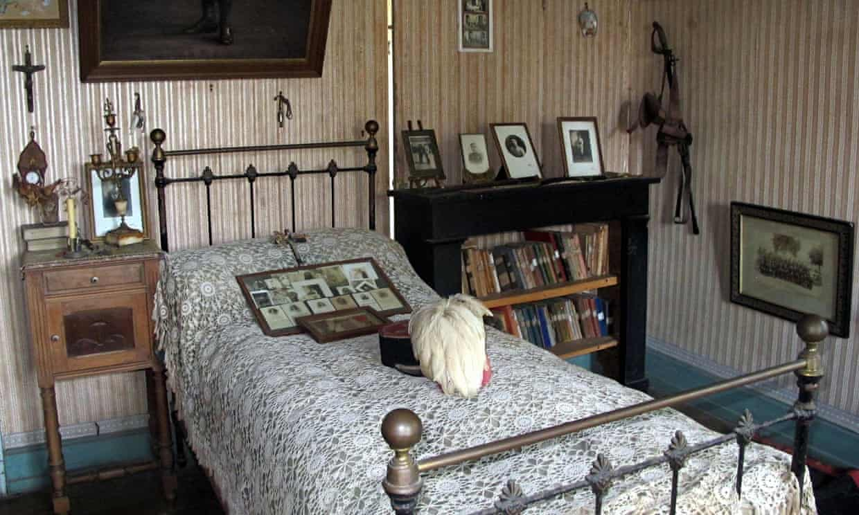 Soldier's Room Unchanged 100 Years After His Death In First World War