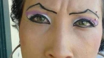 25 Of The Worst Eyebrows In The History Of Eyebrows