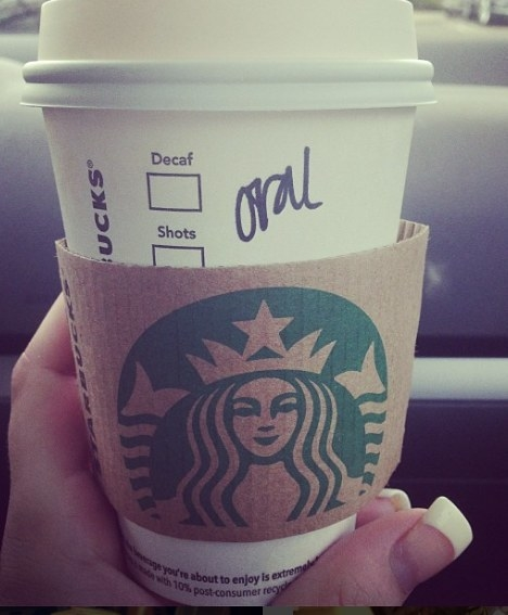 29 Starbucks Name Fails That Are So Bad They're Actually Good