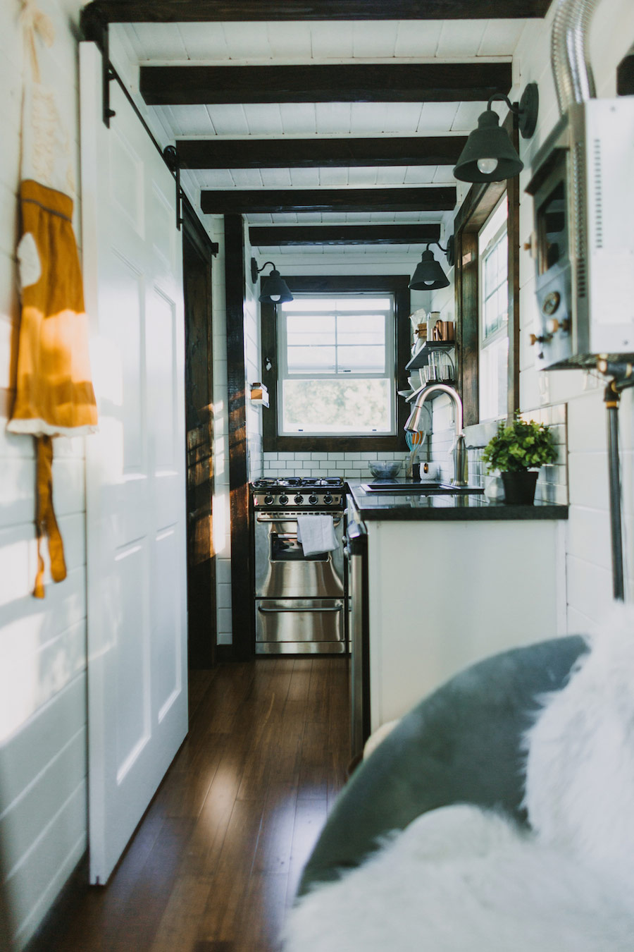 This $40K Tiny Home On Wheels Is Nicer Than Most Apartments