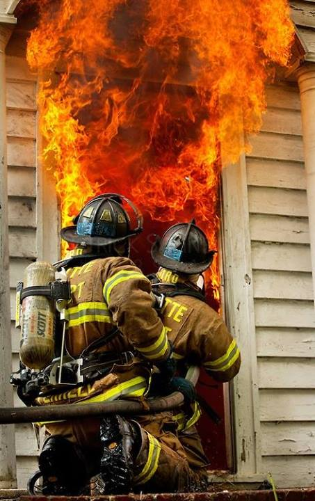 10 Pics Of Firemen That Prove Not All Heroes Wear Capes