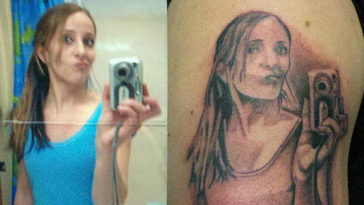 11 Times People Probably Regretted Getting Tattoos