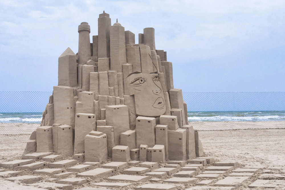 The Best 18 Sand Sculptures From The Texas SandFest Sculpture Competition