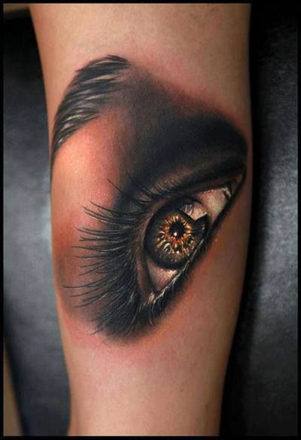 53 Of The Most Epic 3D Tattoos Ever
