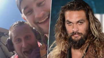 Jason Momoa Had Some Strong Words For Two Fishermen Who Cut Off A Shark's Tail And Released It Back To The Sea
