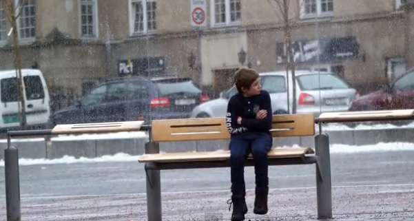 Social Experiment: Would You Help A Freezing Child In Need?