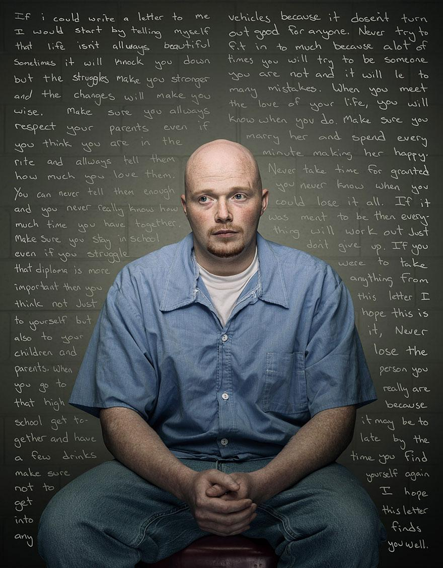 10 Convicts Write Letters Of Advice To Their Past Selves