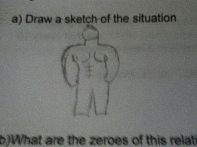 36 Funny Test Answers From Hilarious Kids