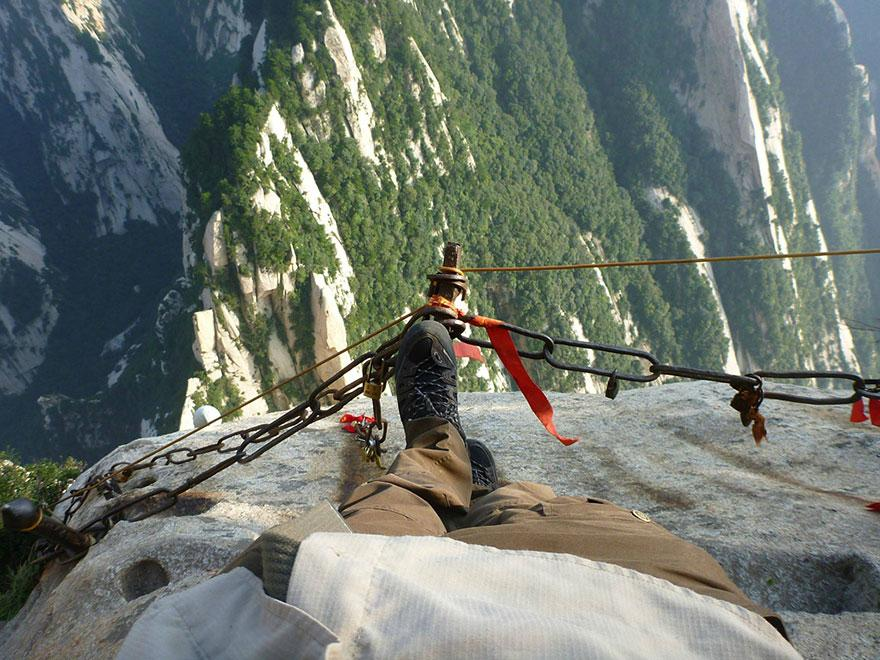 This Is The Most Dangerous Hiking Trail In The World