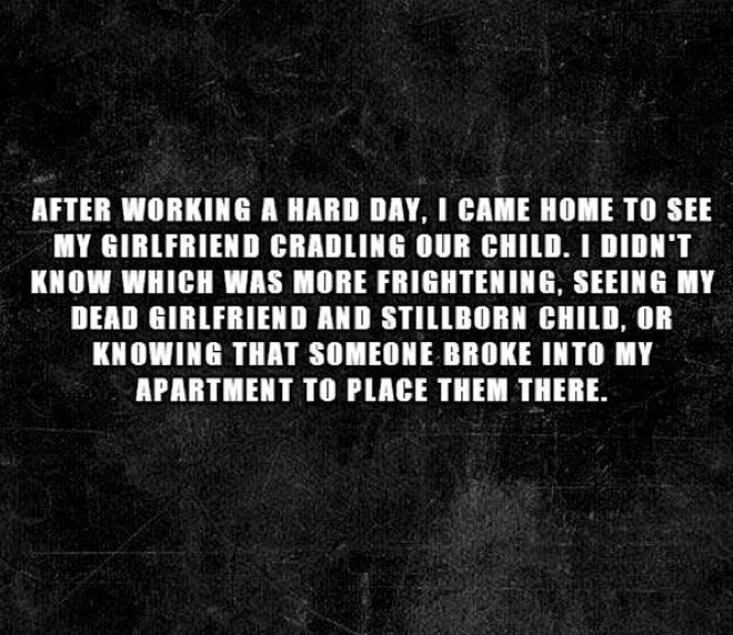 People Are Sharing Their Best Two-Sentence Horror Story And They're Terrifying