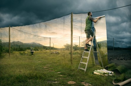 Man Creates Mind-Bending Images That Will Play Tricks With Your Brain (29 Pics)