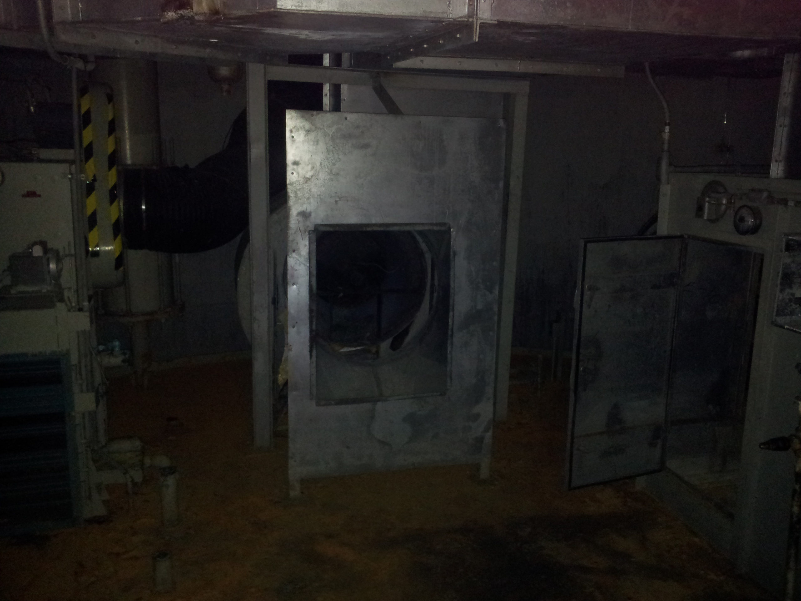 I Found An Abandoned Shack On A Military Base That Included A Relic Of The Cold War