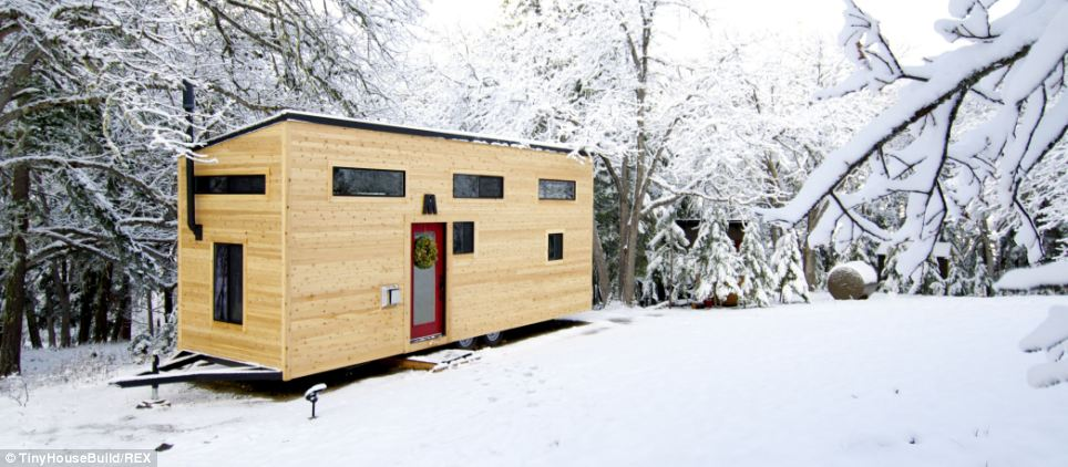 Couple Builds A Tiny Home For Less Than The Cost Of A Car To Be Mortgage Free