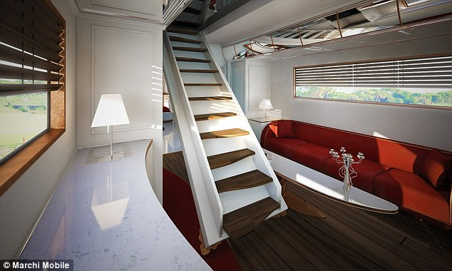 This Million Dollar RV Is Nicer Than Most Homes