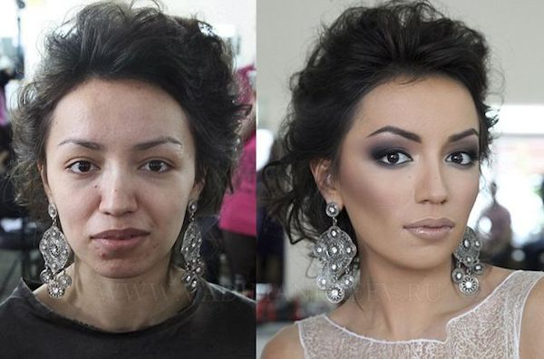 26 Before And After Photos That Show The True Power Of Makeup