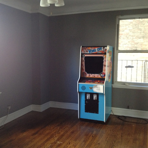 Fiancée Dumps Man Because He Turned His Apartment Into A Classic Video Game Arcade