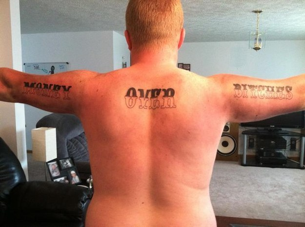 30 Tattoo Fails That Will Make You Feel Much Better About Your Own Life Choices