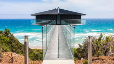 Float Above The Sea With This Breathtaking House For Rent