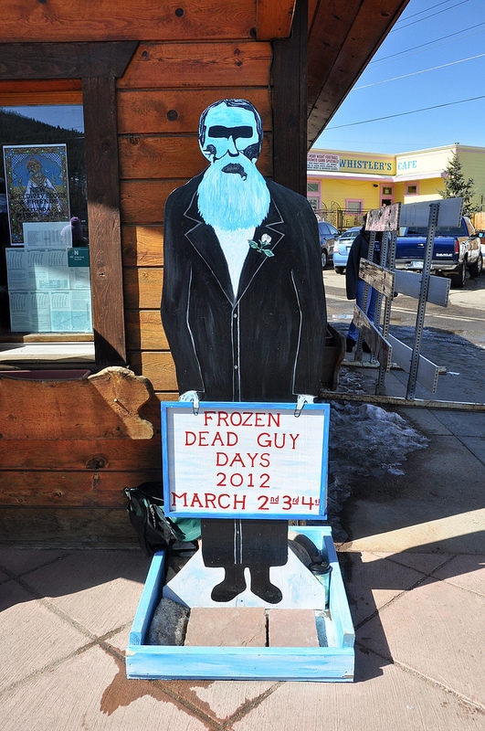 'Frozen Dead Guy Days' Is An Annual Festival In Colorado Celebrating Their Most Famous Frozen Corpse