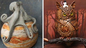 22 Of The Best Cake Designs From The Threadcakes Cake Competition