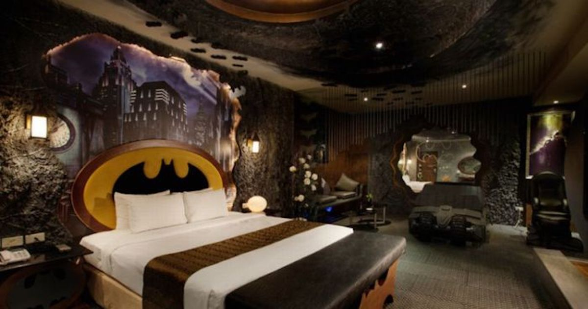 10 Movie-Themed Houses That Will Bring Your Favorite Fantasy to Life