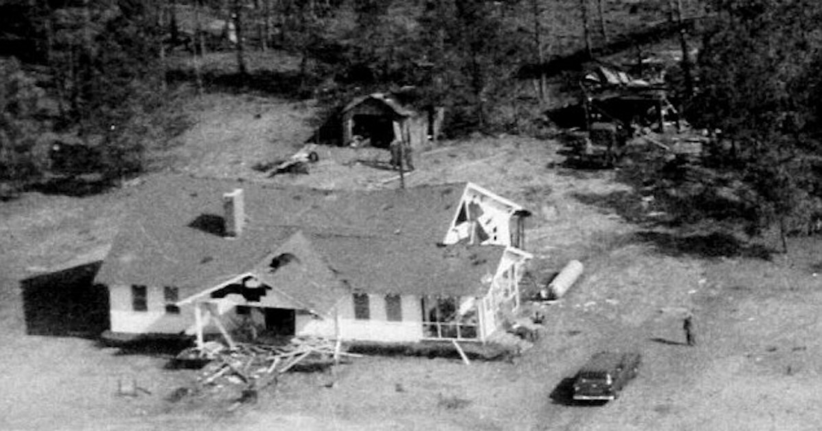 In 1958, The U.S. Air Force Accidentally Dropped An Atomic Bomb On South Carolina