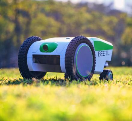 You Can Get A Pooper Scooper Robot That Will Find, Detect And Automatically Pick Up Your Dog's Poop