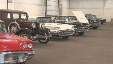 Guy Buys Barn And Discovers It Has Millions Of Dollars Worth Of Cars Inside