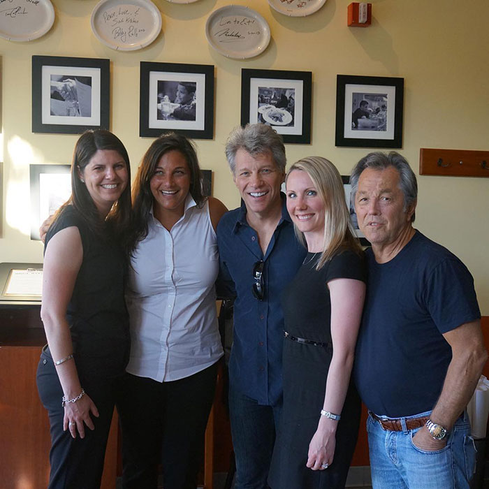 Jon Bon Jovi Opened 2 Restaurants That Allow People Who Can't Afford A Meal To Eat For Free