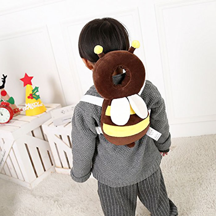 Protect Your Baby's Head If They Fall Over With One Of These Adorable Animal-Shaped Backpacks