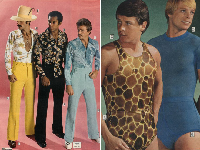 22 Awkward Fashion Styles From the '70s That Can Never Come Back