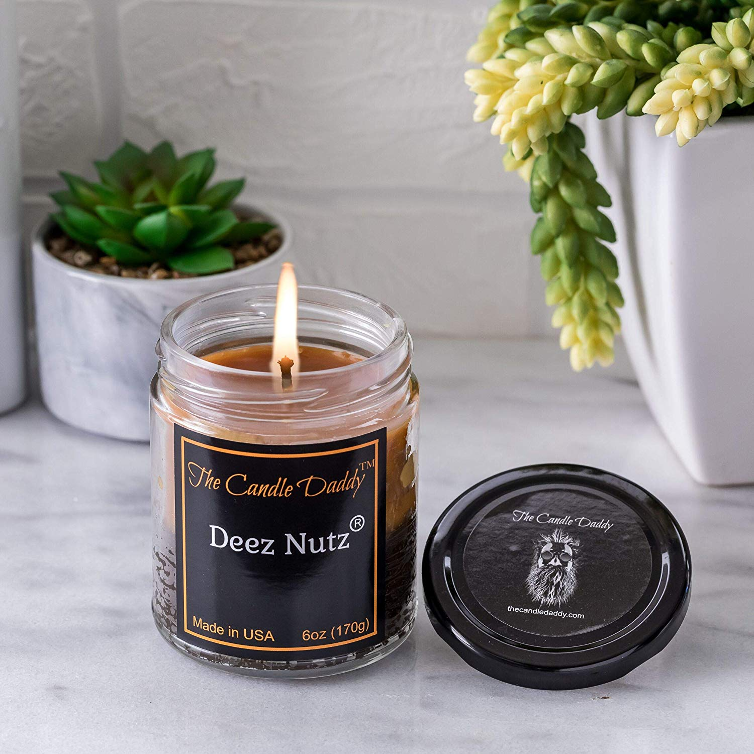 You Can Buy A 'Deez Nutz' Scented Candle That Has A Surprisingly Pleasant Aroma